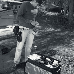 robert hunter, a fistful of feathers, short film
