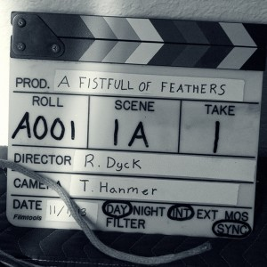 First Slate on A FISTFUL OF FEATHERS
